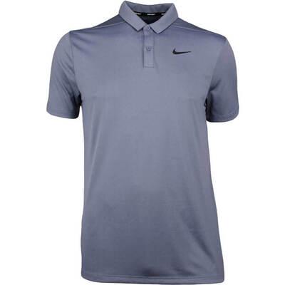 Nike Golf Shirt NK Breathe Micro Dot Light Carbon SS18