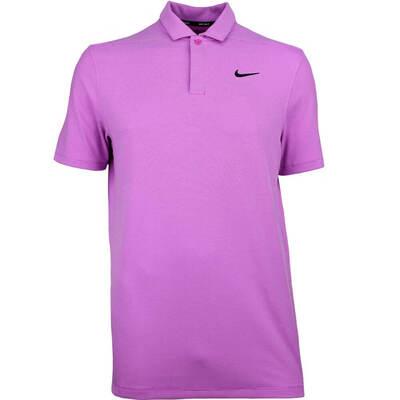 Nike Golf Shirt Aeroreact Victory Hyper Magenta SS18