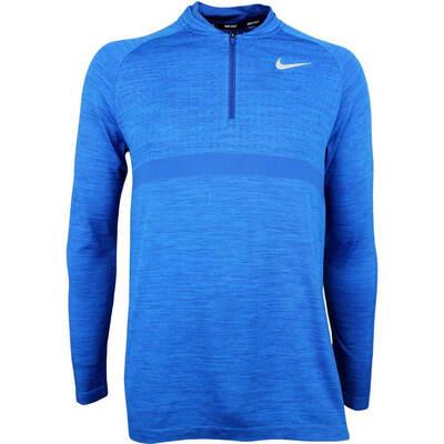 Nike Golf Pullover NK Dry Knit SMLSS Blue Nebula SS18