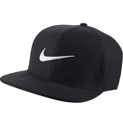 Nike Golf Cap NK Aerobill Pro Snapback Black AW18