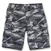 Image of Carhartt Cargo Camo Shorts