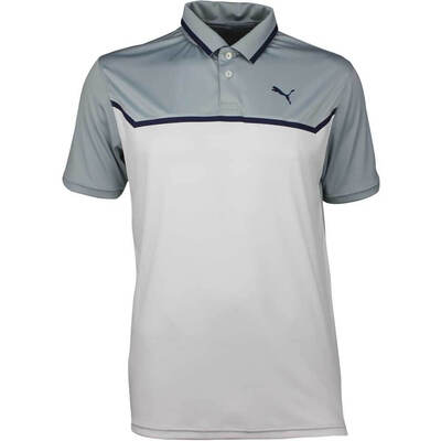 Puma Golf Shirt Bonded Tech Quarry SS18