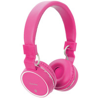 Bluetooth Wireless Headphones - Pink