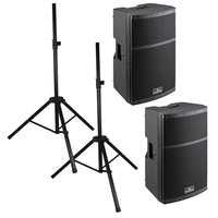 "12"" 2000 Watt Active Speaker System"