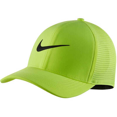 Nike Golf Cap NK Aerobill Classic 99 Volt SS18