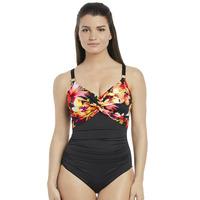 Fantasie Ko Phi Phi Underwired Smoothing Twist Front Swimsuit