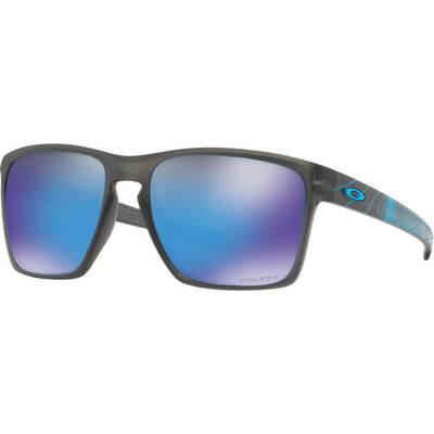 Oakley Golf Sunglasses Sliver XL Grey Smoke Sapphire Prizm 2018