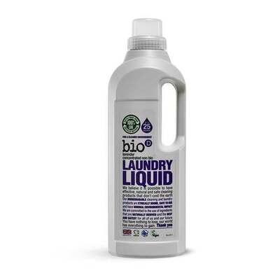 Bio-D Lavender Laundry Liquid 1 Litre