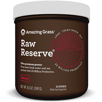 Amazing Grass Raw Reserve Berry 240g