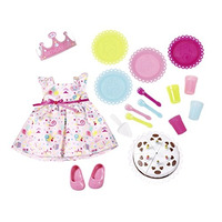 Image of Baby Born Deluxe Party Set