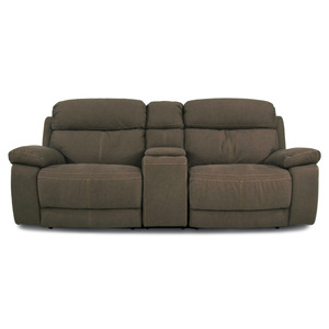 Anna Large Recliner Sofa with Docking Console