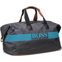 Hugo Boss Travel Bag - Pixel ZT Holdall - Black PF18