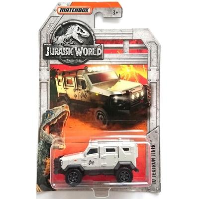 Matchbox Jurassic World 10 Textron Tiger