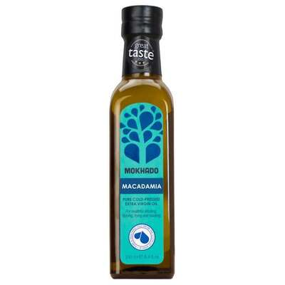 Mokhado Macadamia Nut Oil 250ml