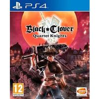 Image of Black Clover Quartet Knights