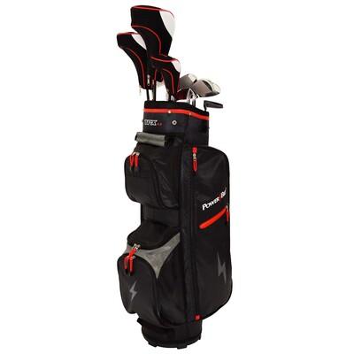 PowerBilt TPX Graphite Mens Golf Package Set
