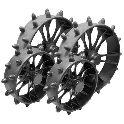 Clicgear 8.0 Hedgehog Wheels - Pack of 4