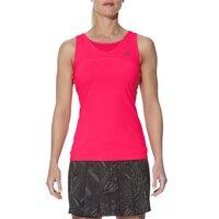 Asics Athlete Ladies Tennis Tank Top - Pink, L
