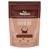 Image of Creative-Nature-Organic-Chocolate-Chip-Muffin-Mix-250g