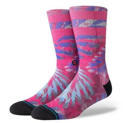 Stance Golf Socks Foundation Haena Pink 2019