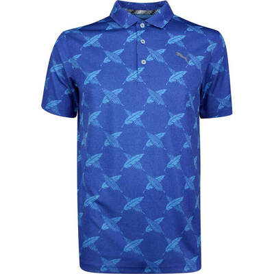 PUMA Golf Shirt Alterknit Palms Surf the Web LE SS19