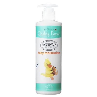 Childs Farm Mildly Fragranced Baby Moisturiser 250ml