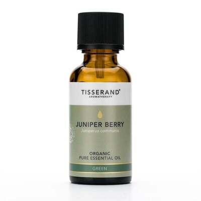 Tisserand Aromatherapy Organic Juniper Berry Essential Oil 30ml