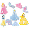Disney Princess, 10 Foam Wall Stickers