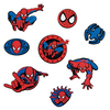 Spiderman Foam Wall Decoration - 24