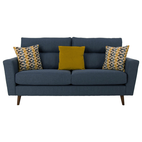 Monroe 4 Seater Fabric Sofa