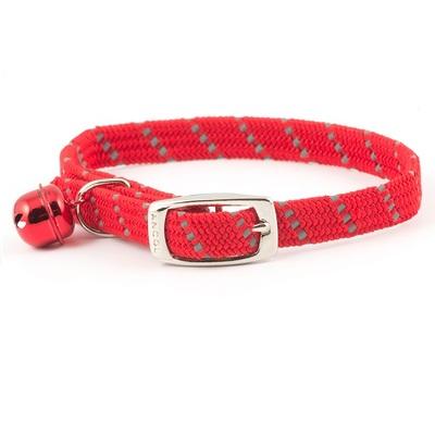 Ancol Softweave Reflective Elastic Cat Collar