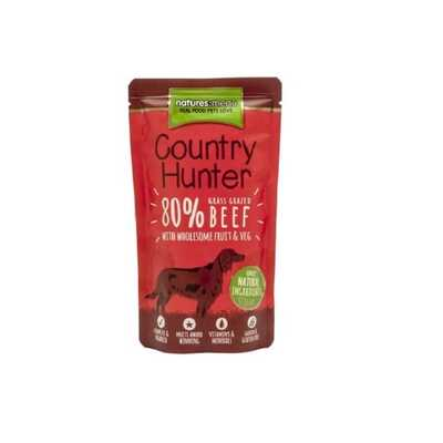 Natures Menu Country Hunter Pouches For Dogs