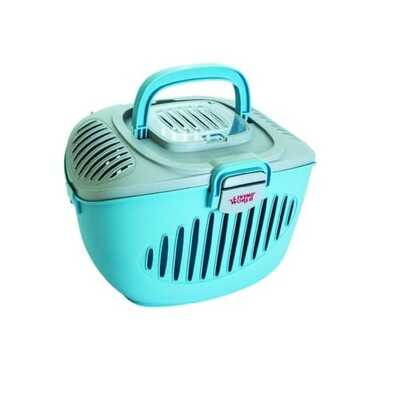 Living World Paws2Go Small Pet Carrier
