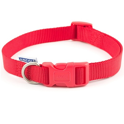 Ancol Nylon Adjustable Collars