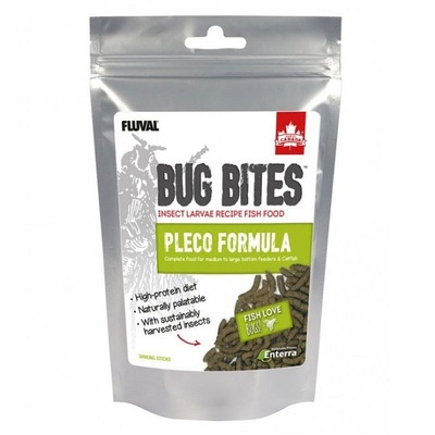 Fluval Bug Bites Bottom Feeder Granules