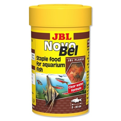 JBL NovoBel Fish Flake Food