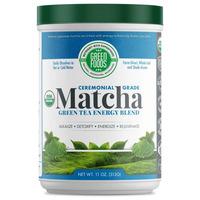 Matcha Green Tea Energy Blend 312g