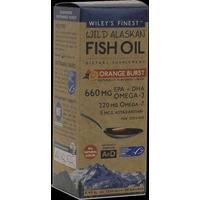 Wild Alaskan Fish Oil Orange Burst Liquid 250ml