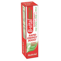 B-vital Rapid Energy Boost Effervescent 20's