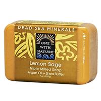 Lemon Sage Soap 200g