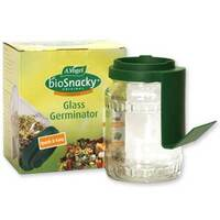 BioSnacky Glass Germinator Small