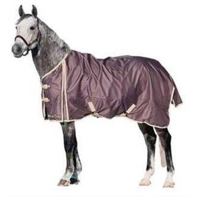 Back on Track® Equine / Horse Rain Rug/Coat/Blanket - 125cm Black