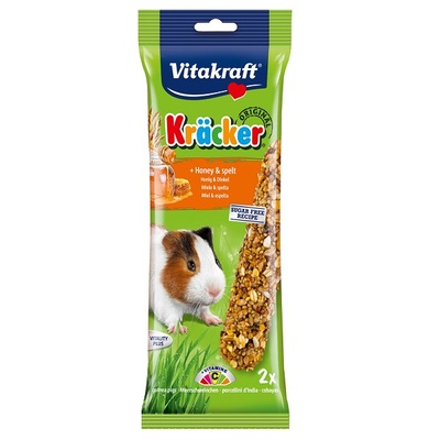 Vitakraft Kracker Guinea Pig Sticks 2pk