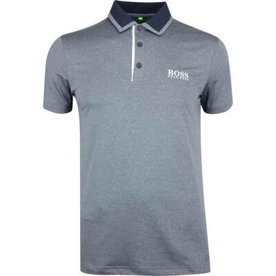 BOSS Golf Shirt Paule Pro 1 Nightwatch Melange PF19