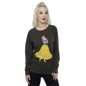 disney princess women's classic snow white sweatshirt