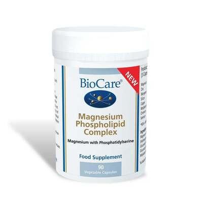 BioCare Magnesium Phospholipid Complex 90 Capsules