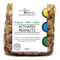 Activated Peanuts (Organic) 125g