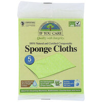 If-You-Care-100-percent-Natural-Sponge-Cloths-5-Pack