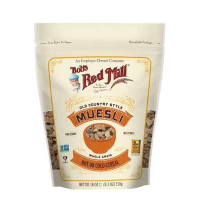 Bobs Red Mill Old Country Style Muesli 510g