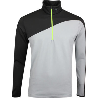 Galvin Green Golf Pullover Dylan Insula Sharkskin Lime AW19